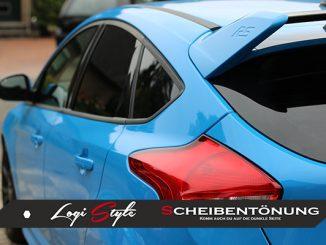 Ford Focus RS getönt
