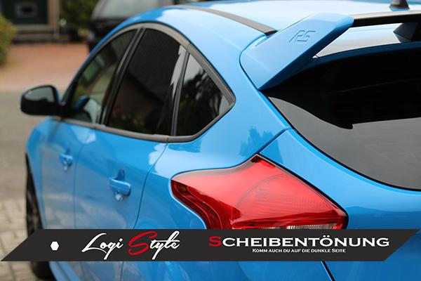 Scheibentönung Ford Focus RS